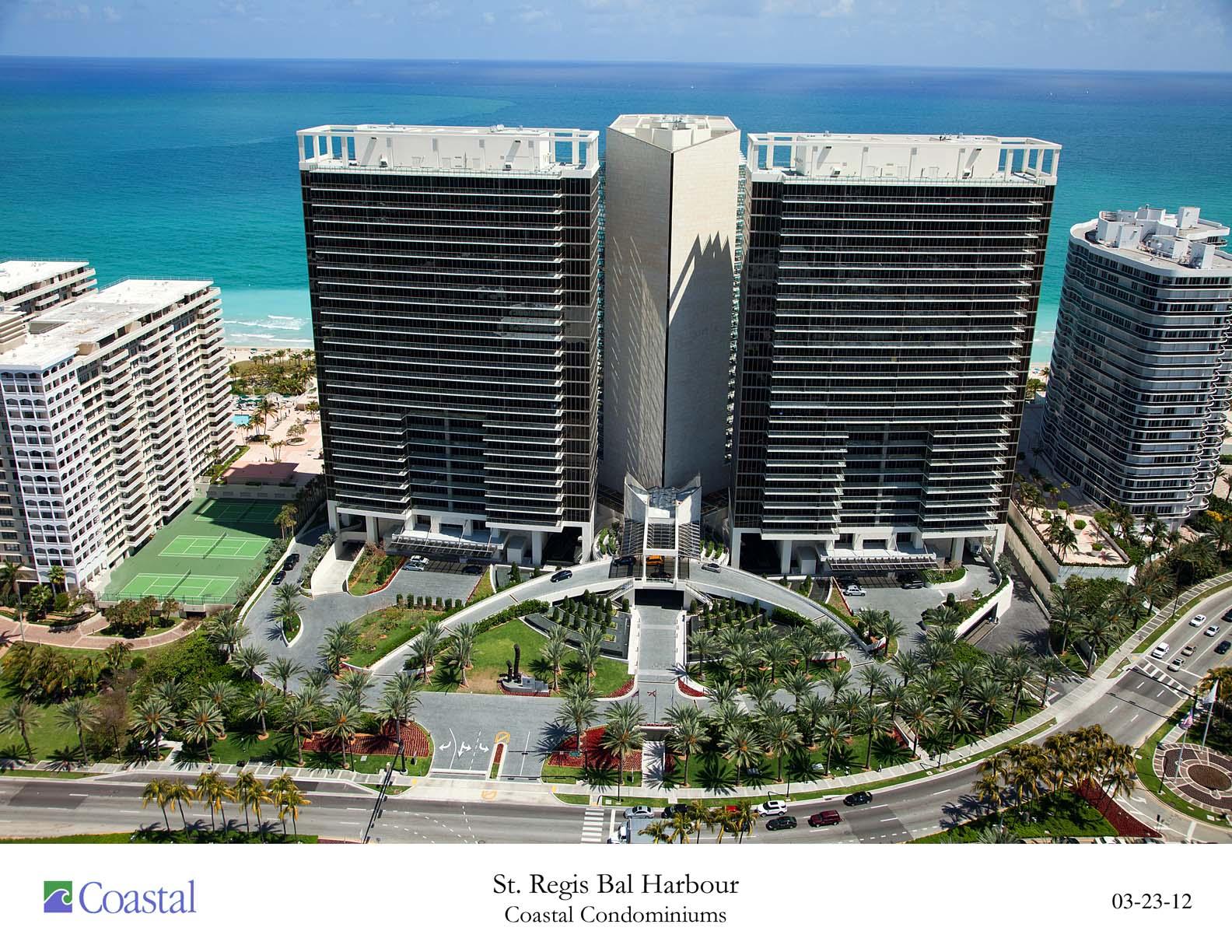 St. Regis Bal Harbour, Miami Beach, FL